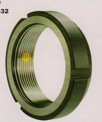 Rotolinear Round Lock Nuts for Ball Screws