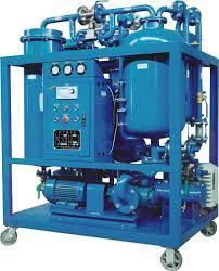 Lube Oil Filtration Service