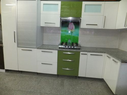 High Gloss Modular Kitchen At Rs 140000 Piece Modular Kitchens