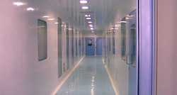Hospitals Cleanroom Ducting