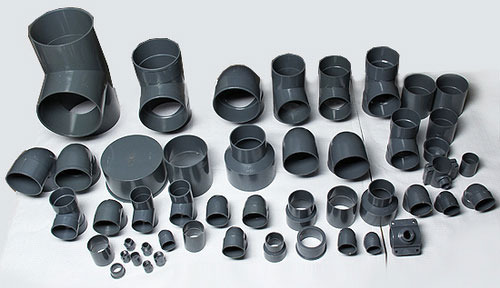 PVC ISI & NON ISI PIPE & FITTINGS