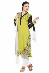 Fancy  Styling Party Wear Ladies Designer Long Kurti