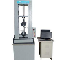 KMI Computer Based Material Universal Testing Machine