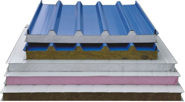 Thermo Steel (Insulated sandwich panel) - Multicolor Steels