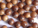 Sandalwood Misbahah Beads