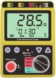 Metrix   Earth Resistance Tester