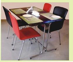 Cafeteria Dining Table Set