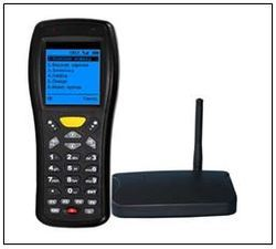 Wireless Laser Scanner and Data Terminal