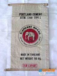 Printed PP Cement Bag