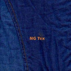 2/40(TFO) X 10 Stretch Cotton Satin Denim Fabric