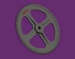 Chain Wheel for Concrete Mixer