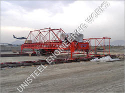 Airport Aprone Concrete Paver Machine