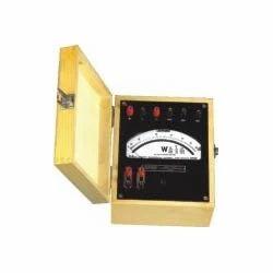 Portable Analog Watt Meter Low Power Factor