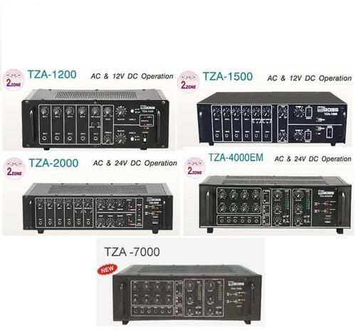 ahuja sound system price list. pa two zone amplifier 100w to 1000w hitone-boss ahuja sound system price list
