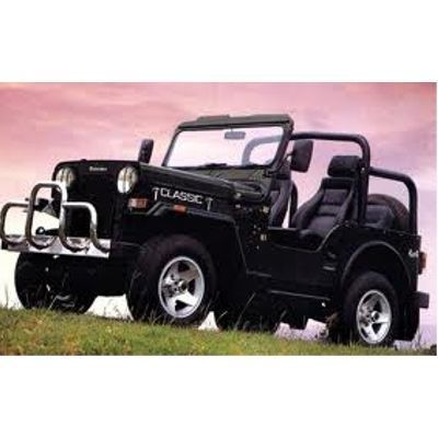Mahindra Car Jeep View Specifications Details Of Jeep Cars By