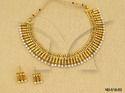 Gold Moti Antique Necklaces