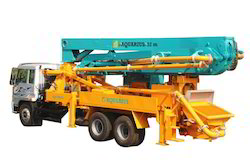 Concrete Boom Placer Rental Services