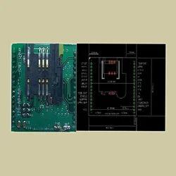 TTL GSM GPRS Modem Simcom Sim 300
