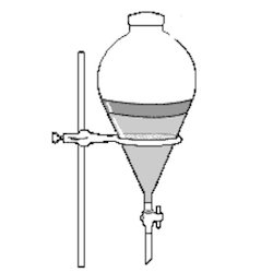 Separating Funnel Suppliers, Manufacturers & Dealers in Delhi