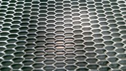 Expanded Metal Perforated Sheet