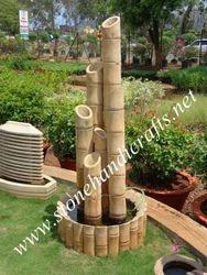 Bambu Design Garden Fountain