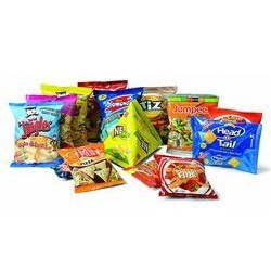 Snack Food Pouches