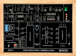 QPSK Modulation & Demodulation Trainer-ST8111