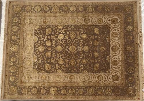 Royal Silk Carpet 12x12 Quality