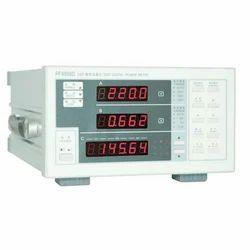 Digital Power Meter Calibration Service