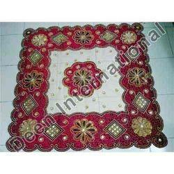 Net Velvet Table Cover