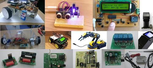 Microcontroller Based Electronics Projects in Marnamikatte Circle ...