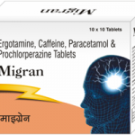 Migran Tablets , Ergotamine