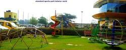 Standard Sports Play Equipment Park Interior Work