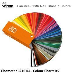 RAL Colour Charts K5