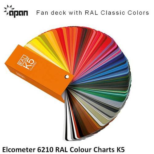 Ral Colour Charts K5 - View Specifications & Details Of Pvc Color