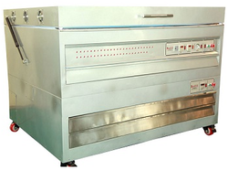 Rotary Polymer Washout Machine