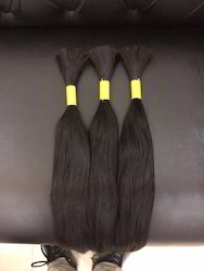 Virgin Bulk Straight Hair Extension