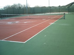 Sports Ground Coating Services