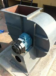 Centrifugal Blower With Motor