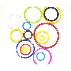 Silicone Rubber 'O' Rings
