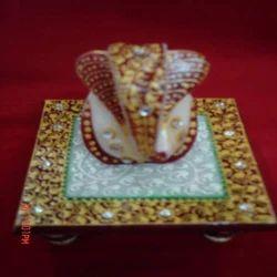 Marble Chawki Ganesh