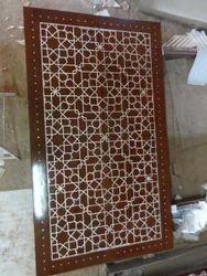 Mother Of Pearl Inlay Door