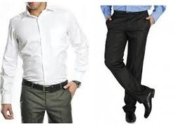 Trouser and shirts