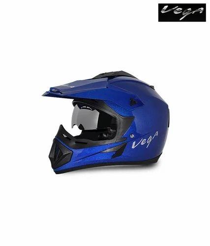 9deb556b Vega Helmets - Vega Auto Off-Road Helmet Dull - Black Wholesale ...