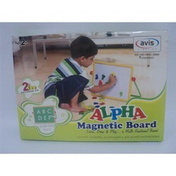 Alpha Magnetic Board