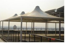 High Tensile Fabric Membrane Structures