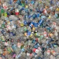Uncrushed Pet Bottle Scrap