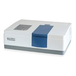 UV Visible Double Beam Spectrophotometer