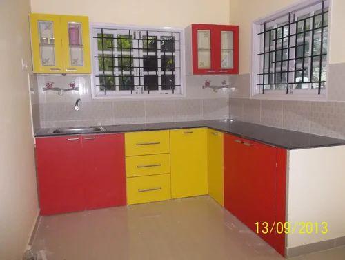 Acrylic Kitchen Shutters