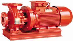 Fire Pump Coupled Set